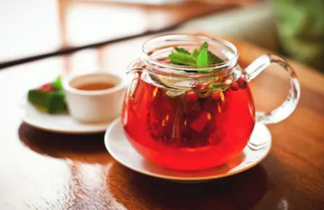 How-to-lose-weight-with-red-tea-?