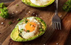 Baked-Avocado-And-Egg