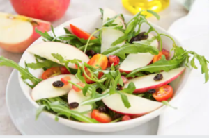Tomato-Apple-Salad