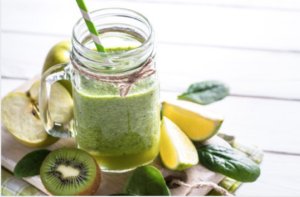 Kiwi-Apple-Smoothie