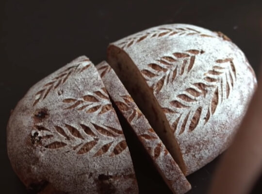 Gluten-free-flour-on-bread