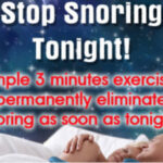 Want To Stop Snoring? What Really Helps + Anti Snoring Exercise